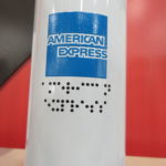 Braille your logo